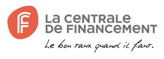 Cette image représente le logo de La Centrale de Financement Séverine Pain