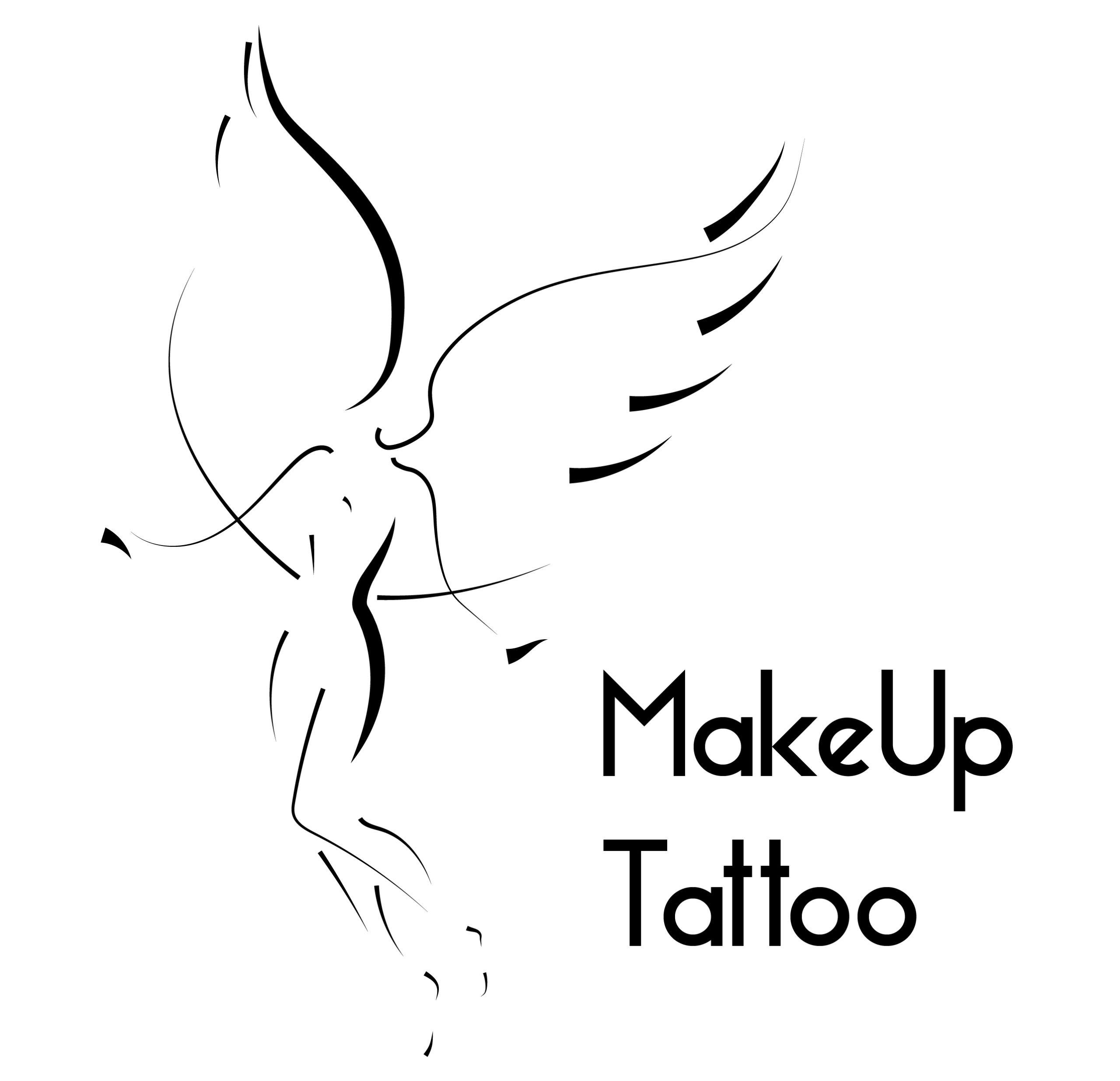 Cette image représente le logo de MakeUp Tattoo Karine Guy
