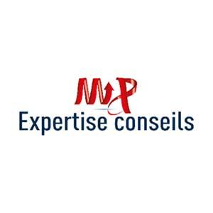 Cette image représente le logo de MP Expertise Conseils