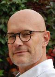 Cette image représente le portrait de Nicolas Pagot kinésiologue