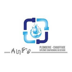 Cette image représente le logo de Frédéric Guy plomberie chauffage